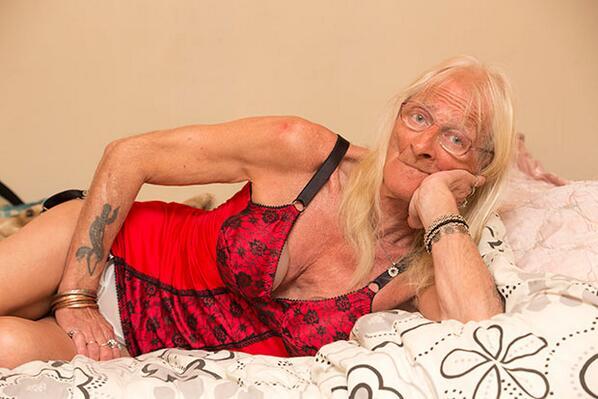 Секс у пенсионера
