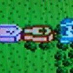 Image for the Tweet beginning: ポケモンって「ひんし」状態になるだけで、実際には死なないよね。全然酷使されていないよね。その点ドラクエってすげーよな。棺桶に入って歩かされるもん。