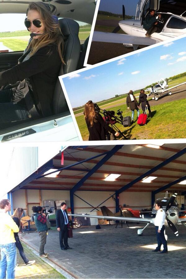 HADOKEN: Filming movie of @FlyAeolus is a wrap! Thanks to a great cast, Fly Aeolus & the beautiful @Cirrus_Aircraft http://t.co/suK8Ra8b8v