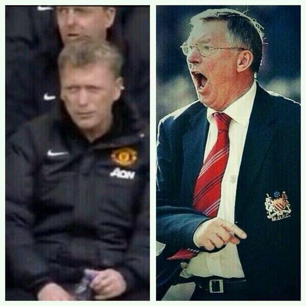 "Utd have lost this passion RT @EamonnHolmes: spot the difference ! ""@unitedmat: says it all eamonn http://t.co/lvv30qfot2"""