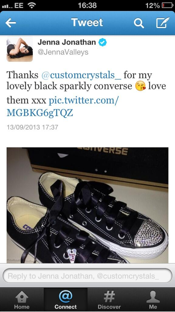 RT @customcrystals_: 💞These were made for Jenna from the Valleys order yours today RT @JennaValleys http://t.co/GCzBMAPEVZ
