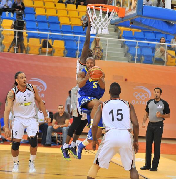El-Jaish and Al Gharafa victorious in HH Emir Basketball Cup Semis