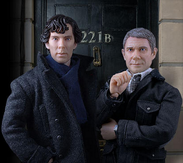 """OMG!! WANT!! RT @CNET: Sherlock Holmes and Dr. Watson dolls are fully articulated http://t.co/HtCwaXC8he http://t.co/mDE7fZNaQV"""""""
