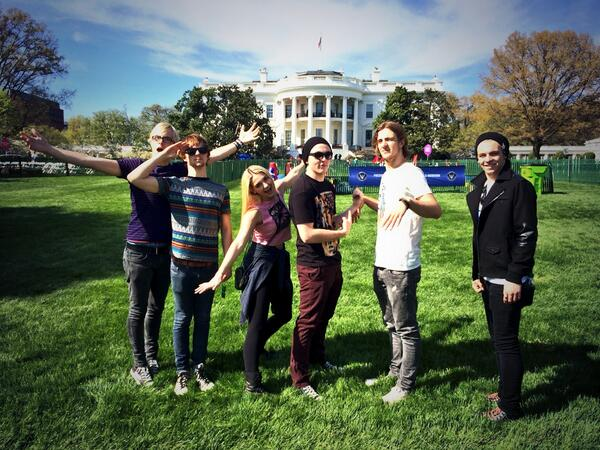 Thumbnail for The 2014 White House Easter Egg Roll