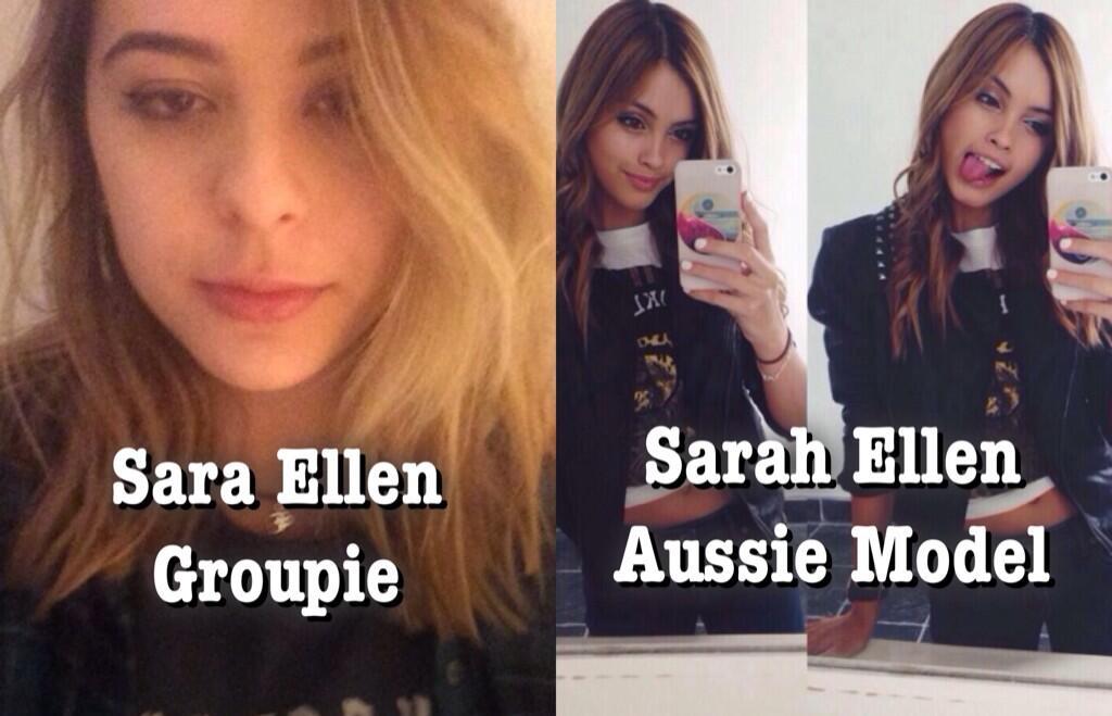 Sara Ellen And Luke Hemmings Bio if ya want ♥ (@P...