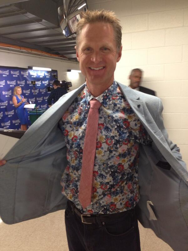 TNT guys dress up in Craig Sager's honor