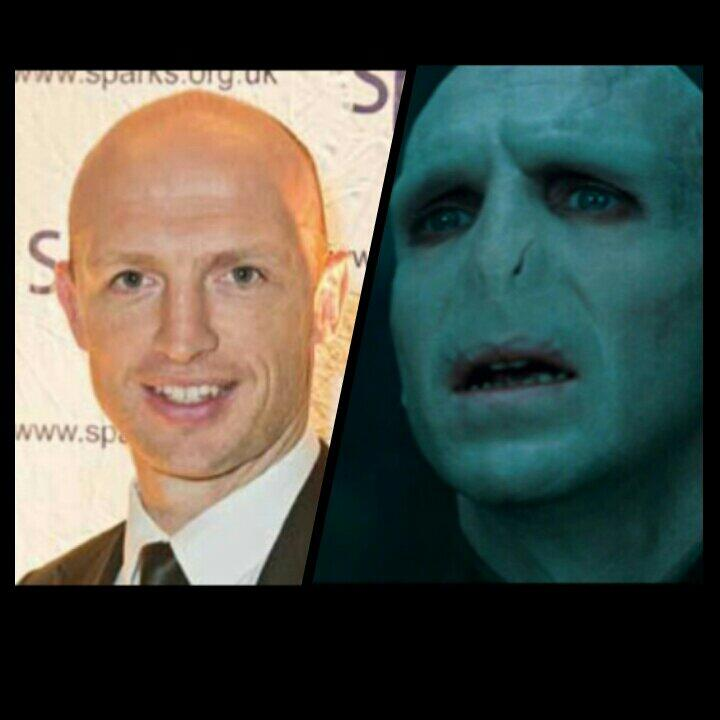 RT @GeorgaaB: If Voldemort had a nose .. @matt9dawson @JessieParkin http://t.co/m4MQO648Cm
