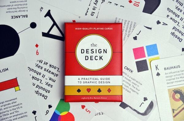 The Design Deck: una baraja que es un manual de diseño gráfico. http://t.co/3V7Yt7FEFT #diseño #FelizLunes #Canada http://t.co/mfMvItLKVF