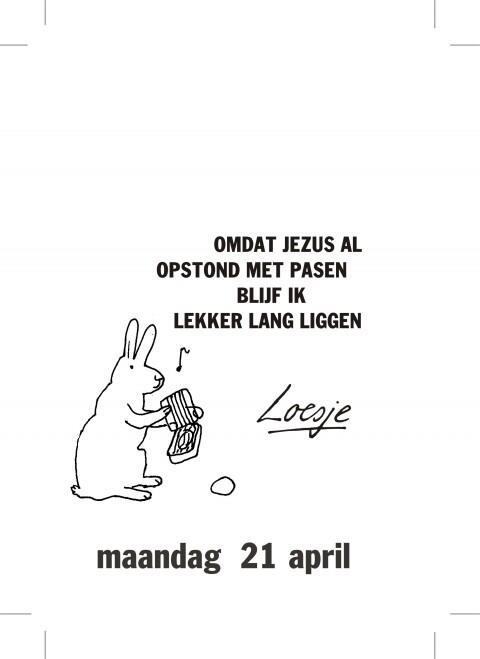 loesje spreuken pasen Loesje v/d Posters on Twitter: