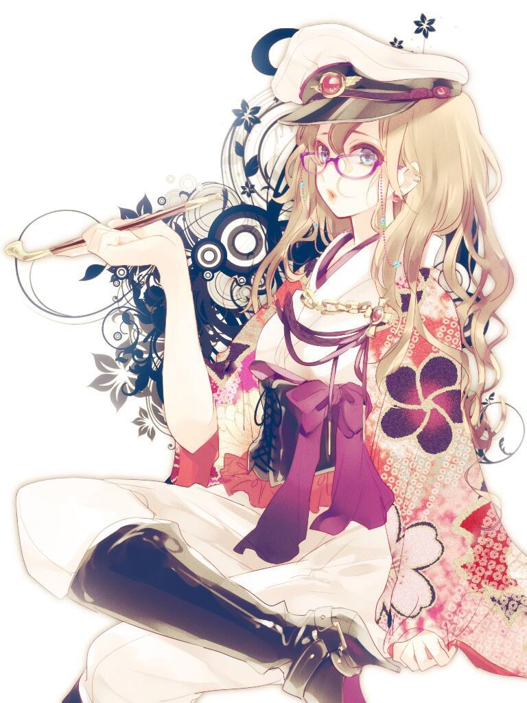 On twitter - Photo manga fille ...
