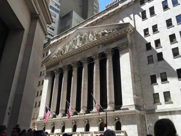 We're bringing #ImpactInvesting to the heart of the financial markets. #impinv #NYSE http://t.co/PAmxuUITJz