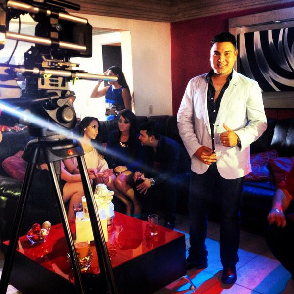 @BANDA_MS #NoMePidasPerdón #Grabación #Video #Ajijic @alanm_ms #Exclusiva @videorolavr http://t.co/fvbsbaalge