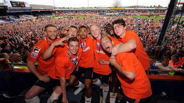 What a day!!! #Champions