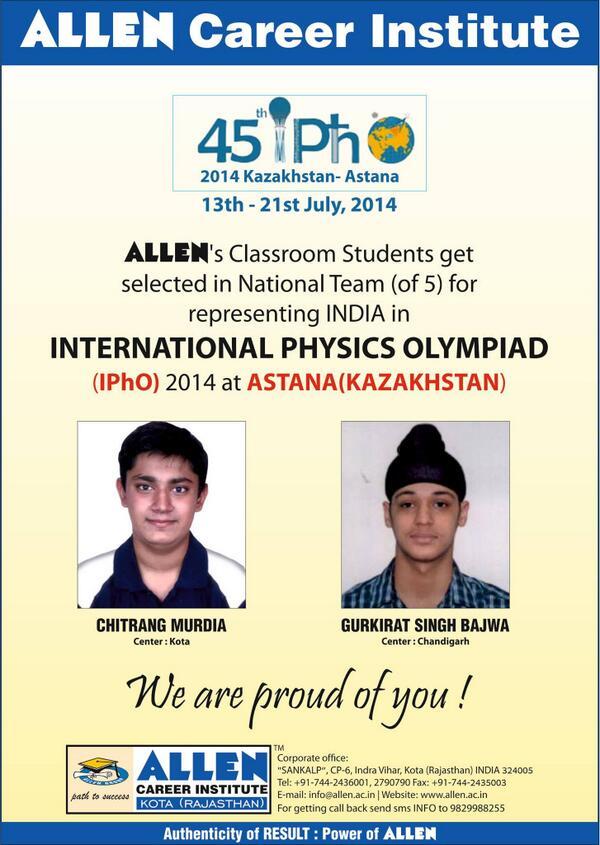 internationalphysicsolympiad hashtag on Twitter