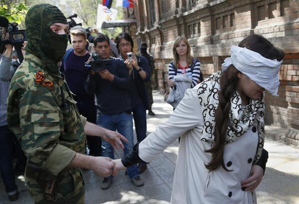 Боевики готовят кровавые провокации в Краматорске, - журналист - Цензор.НЕТ 8099