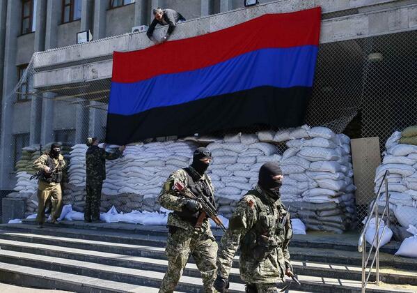 Боевики готовят кровавые провокации в Краматорске, - журналист - Цензор.НЕТ 1117