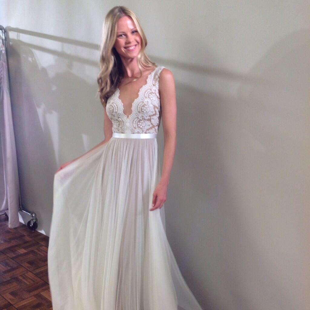 "Watters Wedding Dresses: Watters On Twitter: ""New #wedding Dress From Spring 2015"