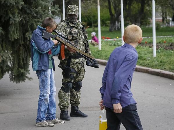 Боевики готовят кровавые провокации в Краматорске, - журналист - Цензор.НЕТ 9860