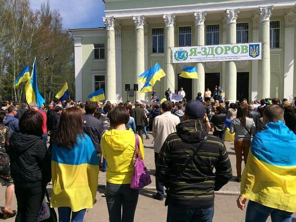 Боевики готовят кровавые провокации в Краматорске, - журналист - Цензор.НЕТ 3004