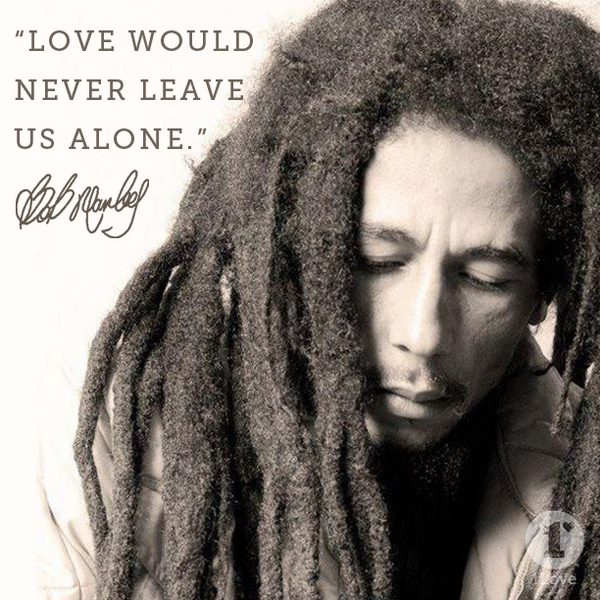 Marley Words of Wisdom - #1Love #BobMarley http://t.co/SKQe0GkOf7