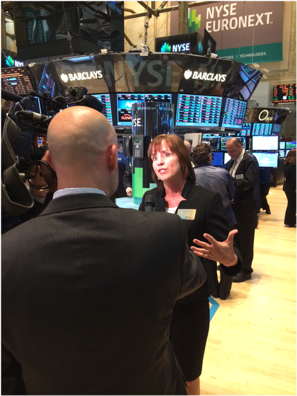 Watch NAB for #ImpactInvesting ring the bell NOW:http://t.co/9eaJCAFBmc @jeancase is ready. http://t.co/TS94IJD8jm