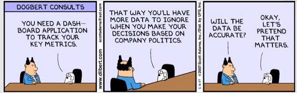 Dogbert on big data consulting and dashboards ~ http://t.co/MCd5rPH8vF