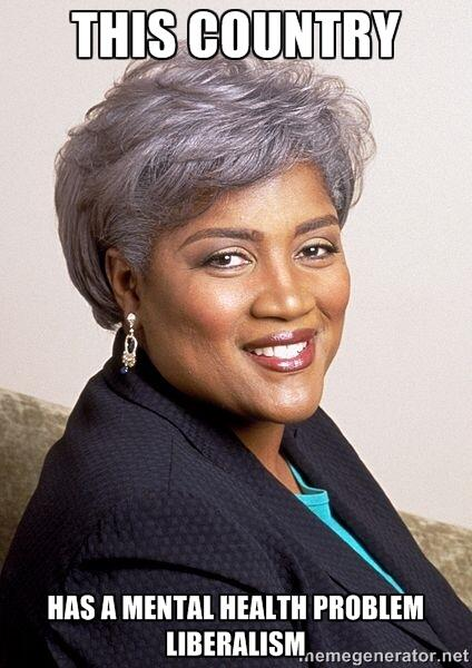 Dumb Donna Brazile doesn't know what caliphate means