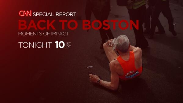 Tune in 10p ET for our special documentary: Back to Boston: Moments of Impact. @CNNPresents @courtneyyager @cnn http://t.co/LBquymNL2d