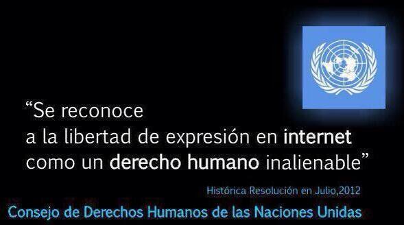 ¿Qué opina la @UN de #ContraElSilencioMX ? #EPNvsInternet http://t.co/wg23L8CDc7