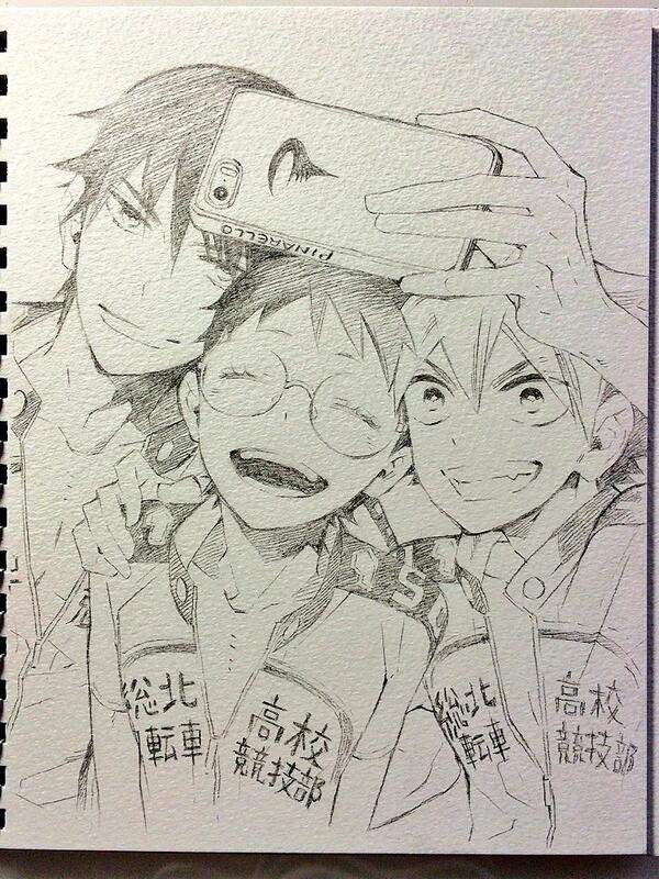 やっぱこの3人がかわいいです。 http://t.co/55zkUbwxOh