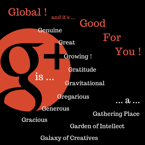 I am a big fan of #GooglePlus Perfect Timing for #BizHeroes Chat!  #CanvaQuest #Gplus  http://t.co/uOyPxIThnd via @isocial_fanz