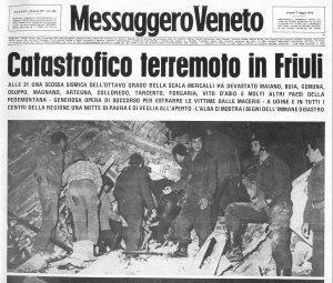 Terremoto Oggi Friuli-Venezia Giulia 30.01.2015: forte scossa sentita in tempo reale Udine e Veneto