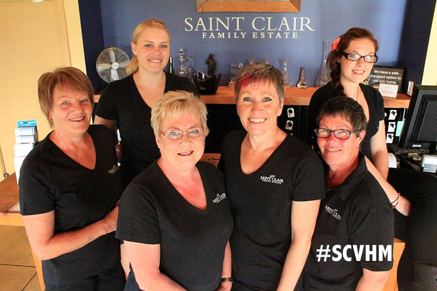 Twitter / vineyardhalf: Want to dine at @saintclairwine ...