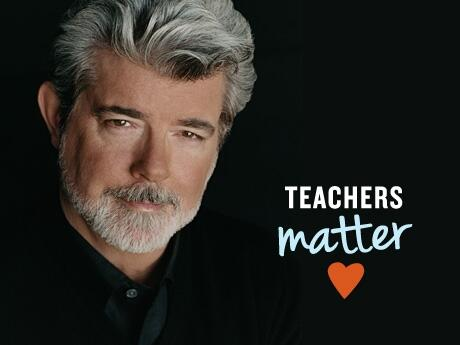 Why Teachers Matter, by George Lucas. http://t.co/Mu70iqTGsI (via @edutopia) #ThankATeacher http://t.co/BSo8JO6Ayg