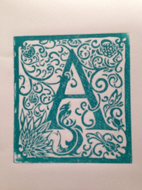 .@bezierswerve, check out my letter A for our alphabet challenge #myletterhalf http://t.co/xx3u88BE8U