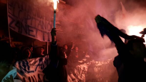 Hatur Nuhun ElCapitano Zanetti w/ @ICI_Tasikmalaya Nobar #DerbyDellaMadonnina cc @InterClubIndo http://t.co/m19BqiYW9Z