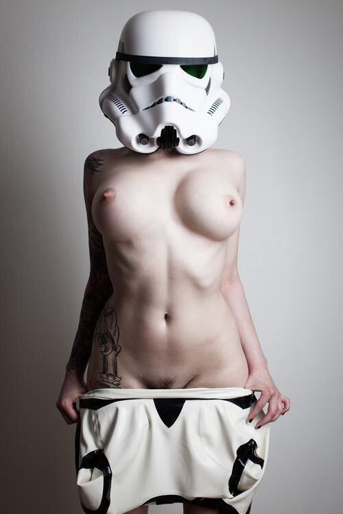 Sexy starwars girl naked 7