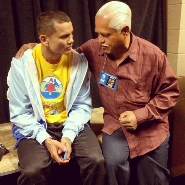 Marcos @ChinoMaidana and the big g @GarciaBoxing #boxing http://t.co/okEGe7MaiL