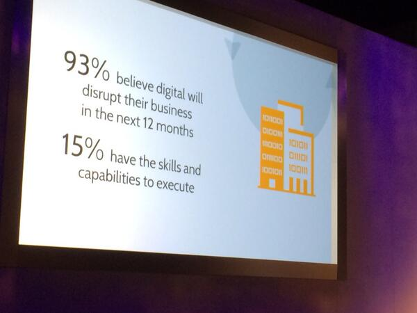 Here's the problem - digital is coming and you don't know what to do. #FORRforum http://t.co/Np5KyBBMB7