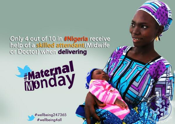 Simply put, #midwives hold the power to prevent maternal, neonatal & newborn deaths #IDM2014 #MaternalMonday http://t.co/K03JQhrvEY