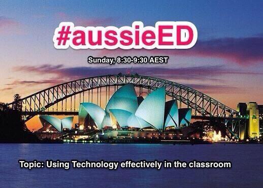 Pls RT This Sunday night with @MRsalakas @TeachMissSutton @mythsysizer @sarahtirtilas who else is in? #AussieED http://t.co/kdlexc0ngn
