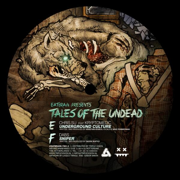My track Underground Culture ft.  @Kryptomedic is OUT NOW on @eatbra1n ! #talesoftheundead http://t.co/g8iSMyVupc http://t.co/BApSPw9qsD
