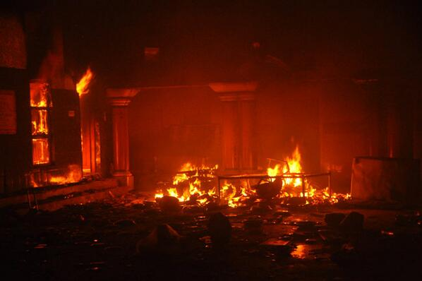 Just one call from the Mosque & the Hindu housholds, temple are attacked in Bangladesh   http://t.co/UOgONP60Nb http://t.co/KkTH6g2YHe