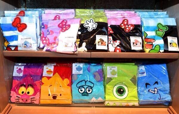 キャラクターになりきり☆2014ディズニー春夏新作フード付きタオル!  夏の定番グッズ、キャラクターフード付きタオルをまとめて紹介します☆pic.twitter.com/fz8nzBzFfq