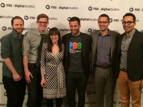 Thumbnail for Reactions to PBS Digital Studios' NewFront Presentation  (May 5, 2014)