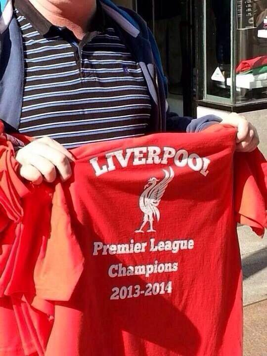 Sorry #Liverpool fans, no refunds.... http://t.co/O66RegZ2Uu