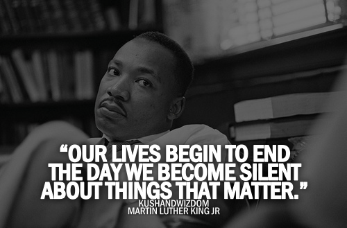 Martin Luther King Quotes Tumblr