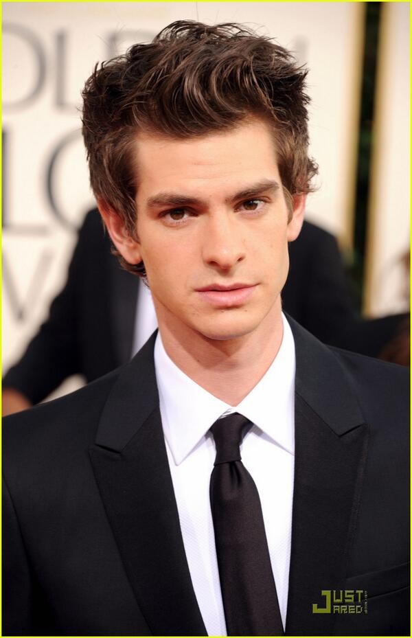 If Andrew Garfield isn't your #mcm every week then you're just wrong. http://t.co/t4m9q5Pl8A
