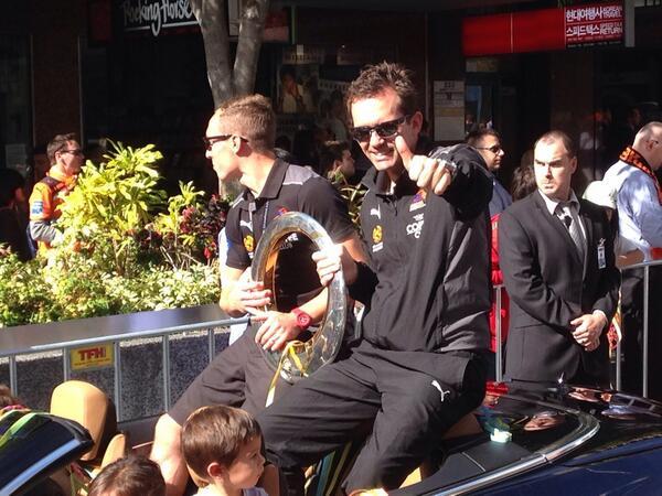 #Champions2014 #Roar Hyundai A League Champions Brisbane Roar http://t.co/YAND3Fj3Hh