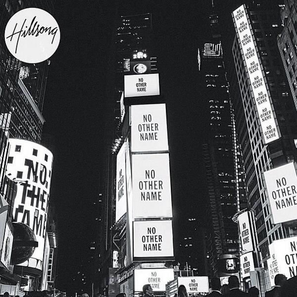 It's official.. Our new album title is.. NO OTHER NAME. Release July 1st. My favourite songs yet. #hillsongworship http://t.co/tkiXPNlJCW